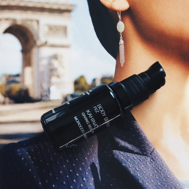 Kahina Fez Serum Beauty Idealist